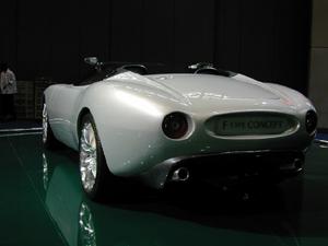 Luces traseras Jaguar F-type