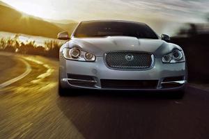 Frontal Nuevo Jaguar XF