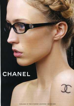 Tatuaje Chanel