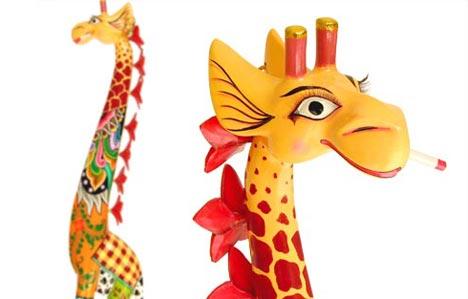 Esculturas animales Tom's Company