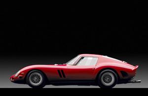 lateral Ferrari 250 GTO