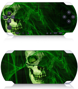 PSP cover Ghost