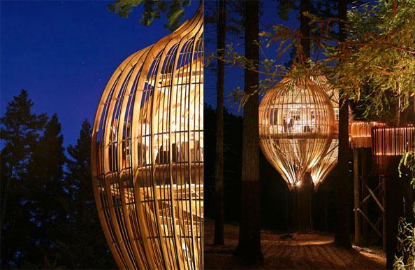 Restaurante Yellow Tree House Nueva Zelanda