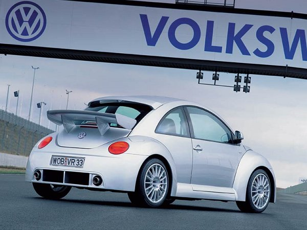 Wolkswagen New Beetle RSi