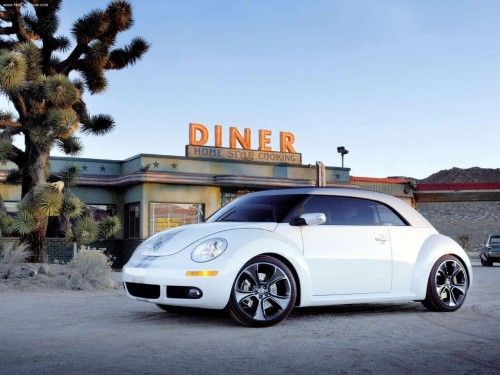 Nuevo VW Beetle 2011