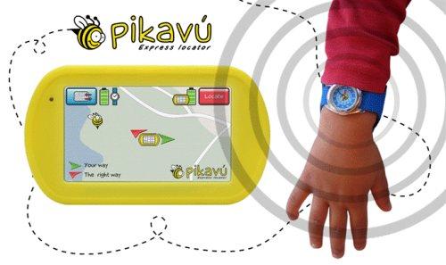 Pikavu Localizador Niños