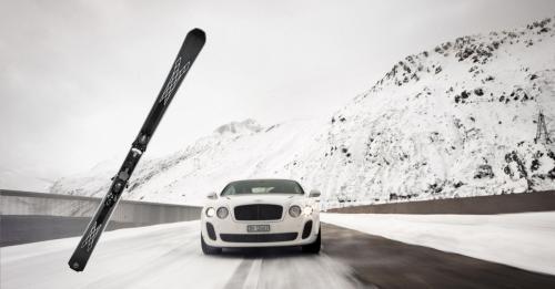 Esquis Bentley