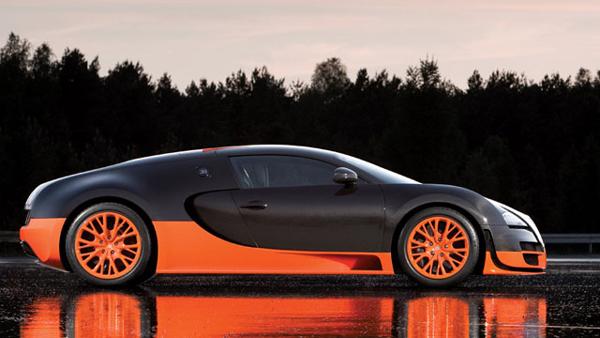 El coche de calle más rápido del mundo