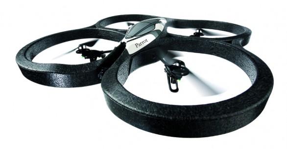 Cuadricoptero AR Drone de Parrot