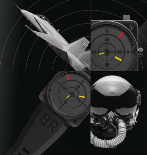 Bell & Ross BR01-92 Radar