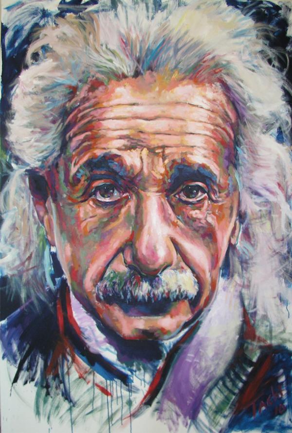 Tachi Pintor Einstein