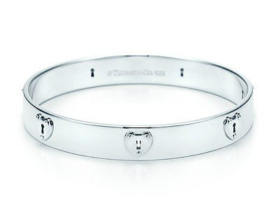 Brazalete Locks Tiffany