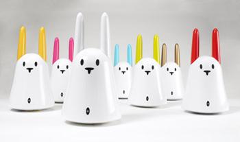 Conejo cibern�tico Nabaztag